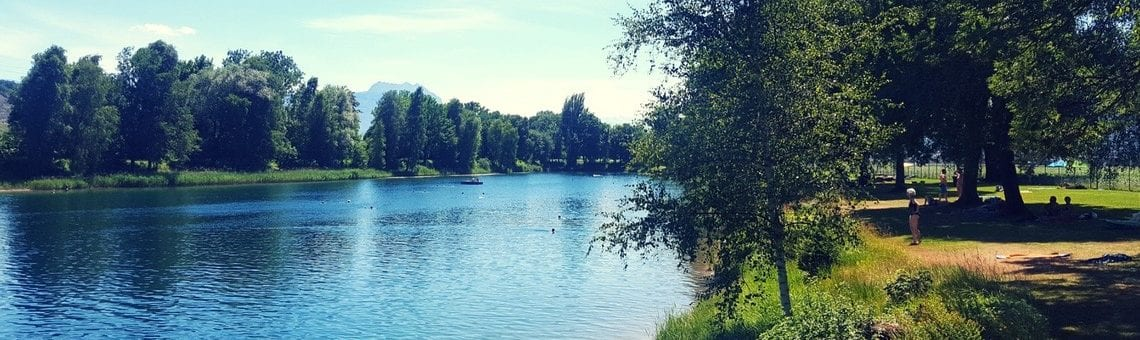 Baggersee (Kriessern)