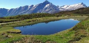 Bischolsee Graubünden