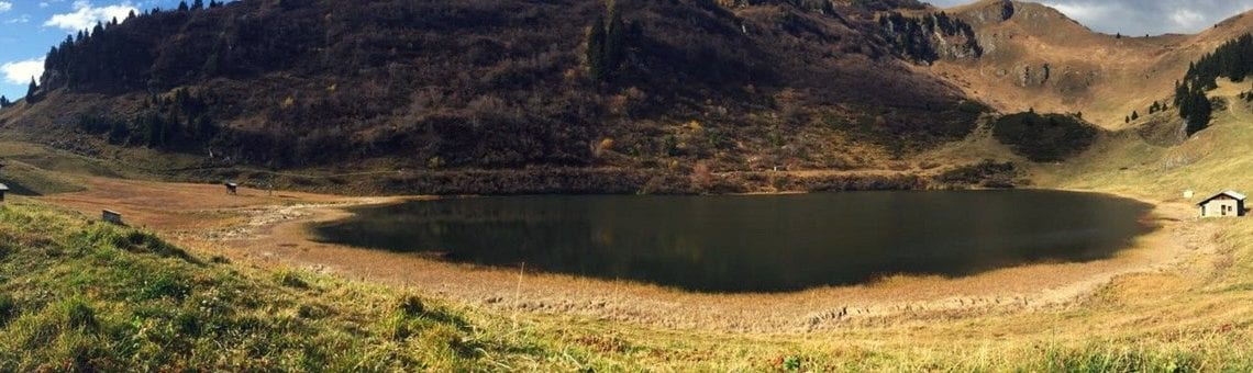 Lac de Bretaye