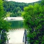 Einstieg in den Bichelsee