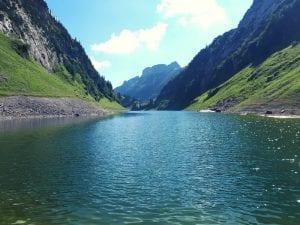 Fälensee Bergsee