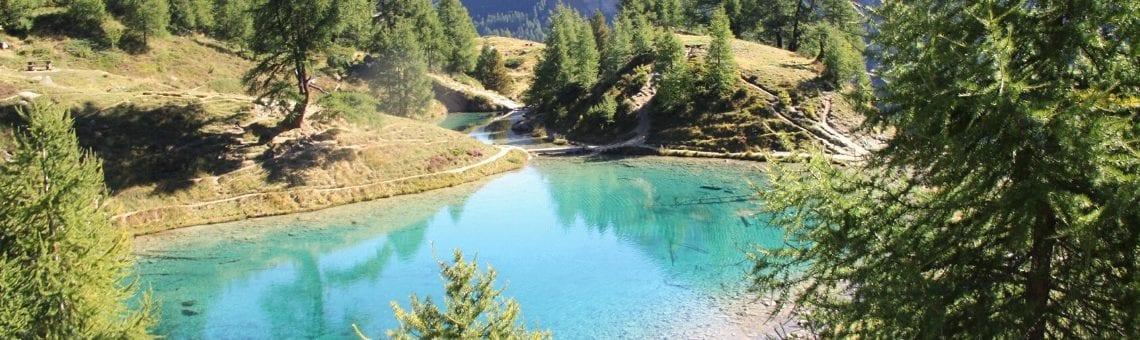 Lac Bleu (Arolla)