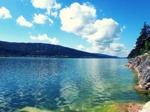 Lac de Joux im Waadtländer Jura