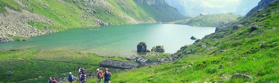 Lac de Louvie