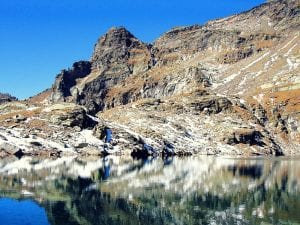 Lago Barone ob Sonogno