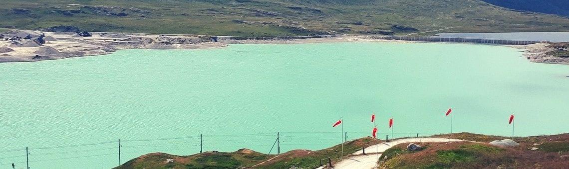 Lago Bianco (Berninapass)