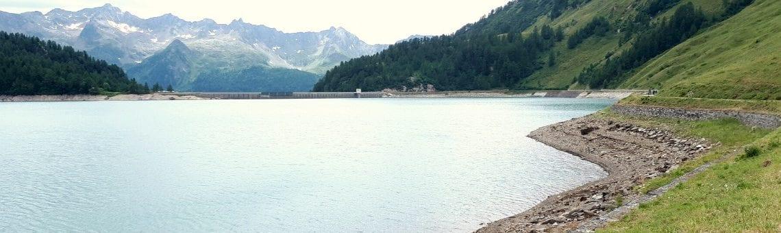 Lago Ritom (Ritomsee)