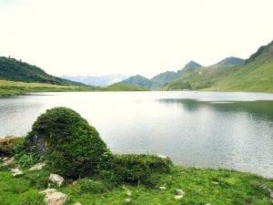 Lago di Cadagno Bergsee