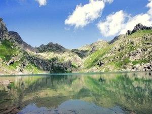 Lago di Morghirolo