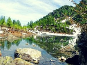 Lago di Ravina