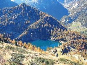 Lago di Sfii