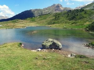 Rotelsee Simplonpass