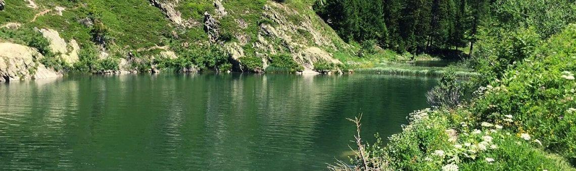 Schwarzsee (Blatten)
