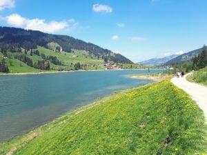 Schwarzsee Rundweg