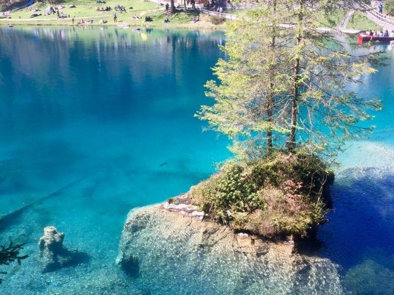 blausee schweiz bildergalerie camping