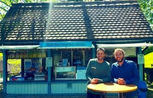 Das Milchhüsli mit Manuel Herzog und Fabian Graf