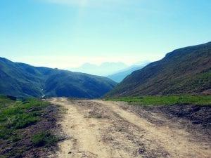 Wanderung Oberalppass - Sedrun