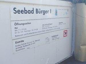 Seebad Bürger 1 Thalwil