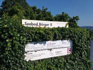 Seebad Bürger II Thalwil