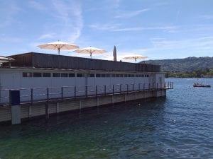 Seebad Utoquai Zürich