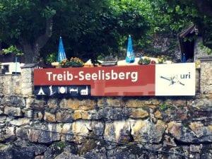 Talstation der Treib-Seelisberg-Standseilbahn