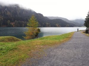 Spaziergang Davosersee