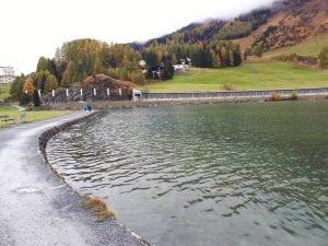 Uferweg Davosersee