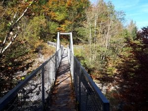 Kanderbrücke beim Blausee