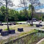 Rastplatz Hurden Spielplatz