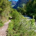 Wanderung Kiental Griesalp