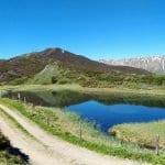 Wanderung Heinzenberg 4 Seen