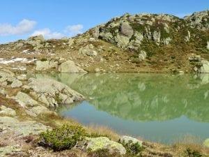 Lago di Leit Ticino